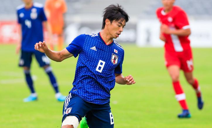 Qoly - Football Web MagazineU-21日本代表!「アジア大会で注目すべき6人の逸材たち」