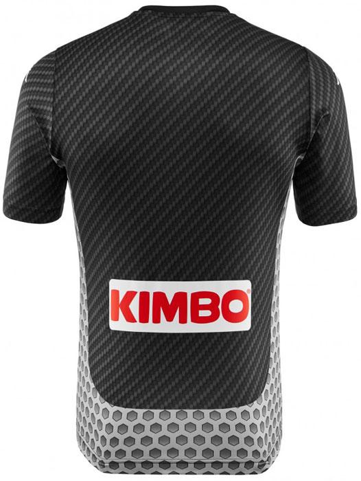 ナポリ 2017-18 Kappa フォース ユニフォーム Napoli Karbon Kit