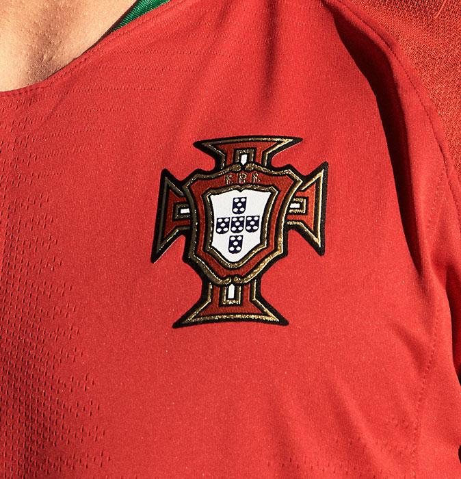 ポルトガル代表 2018 Nike ホーム ユニフォーム