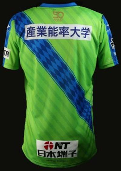 湘南ベルマーレ 2018新ユニフォーム