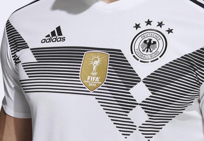 ドイツ代表 2018 adidas ホーム ユニフォーム