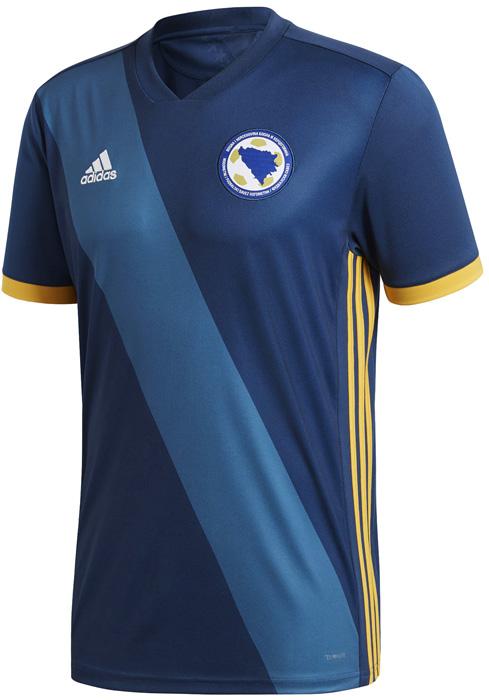 ボスニア・ヘルツェゴビナ代表 2018 adidas ホーム ユニフォーム