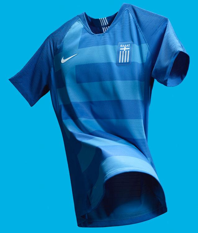 ギリシャ代表 2018 Nike アウェイ ユニフォーム