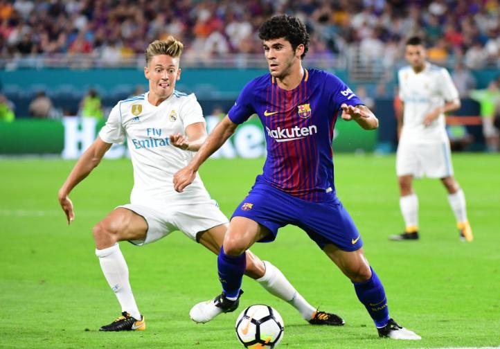 Qoly - Football Web Magazine井手口と対戦へ!バルセロナBで見るべき「ヤングスターTOP3」