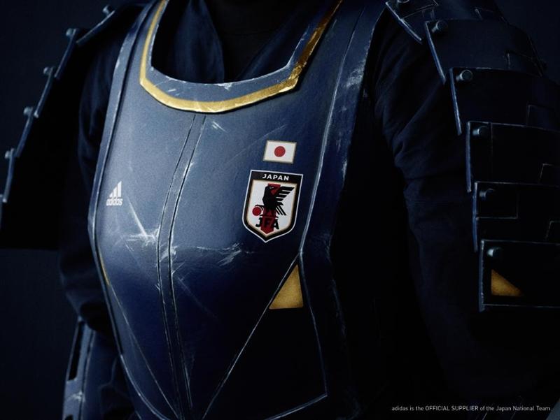 日本代表 勝色ユニフォーム