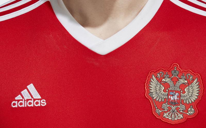 ロシア代表 2018 adidas ホーム ユニフォーム