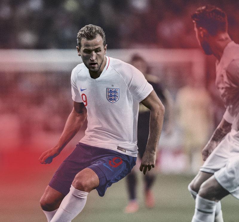 イングランド代表 2018 Nike ホーム ユニフォーム