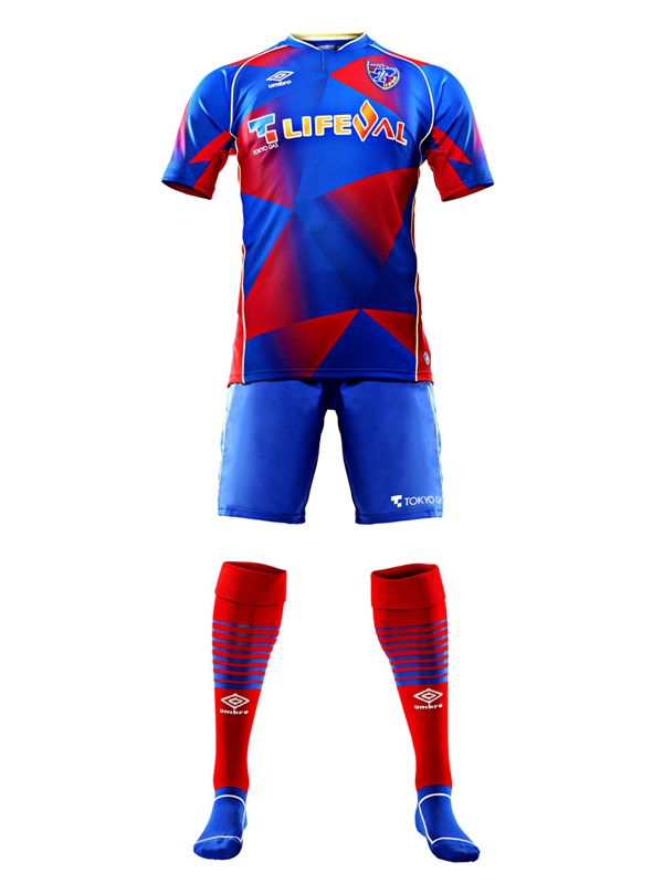 FC東京 2018新ユニフォーム