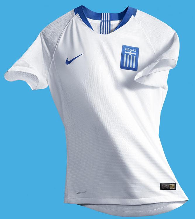 ギリシャ代表 2018 Nike ホーム ユニフォーム