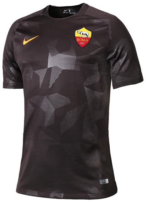 ASローマ 2017-18 Nike サード ユニフォーム