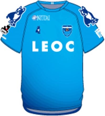 横浜FC 2018新ユニフォーム
