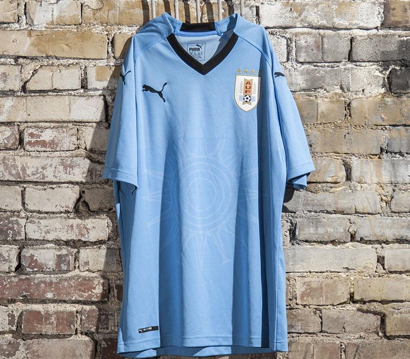 ウルグアイ代表 2018 Puma ホーム ユニフォーム