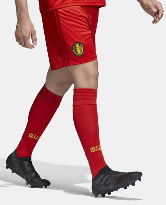 ベルギー代表 2018 adidas ホーム ユニフォーム