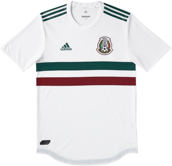 Qoly - Football Web Magazineメキシコ代表、W杯アウェイユニフォームを発表!胸に「国の誇り」LFB 店長