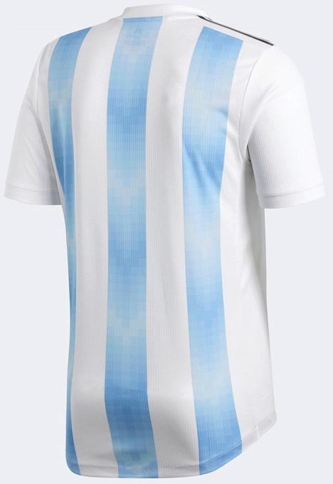 アルゼンチン代表 2018 adidas ホーム ユニフォーム