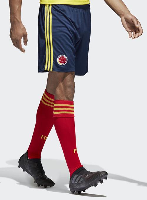 コロンビア代表 2018 adidas ホーム ユニフォーム
