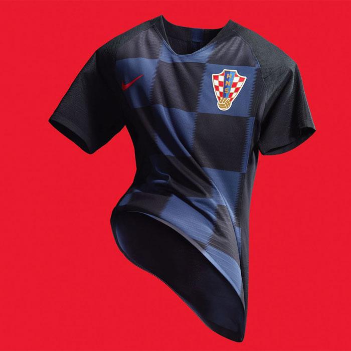 クロアチア代表 2018 Nike ユニフォーム