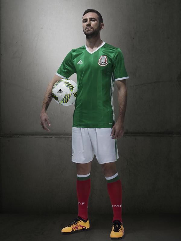 メキシコ代表ユニフォーム