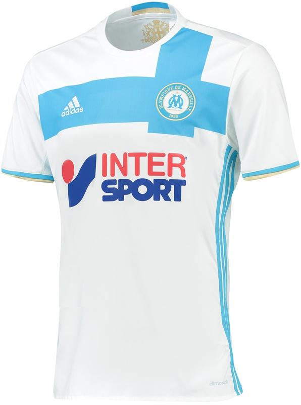 マルセイユ新ユニフォーム