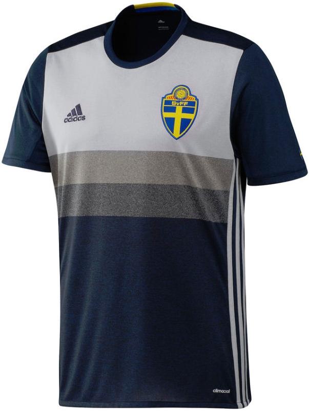 スウェーデン代表ユニフォーム