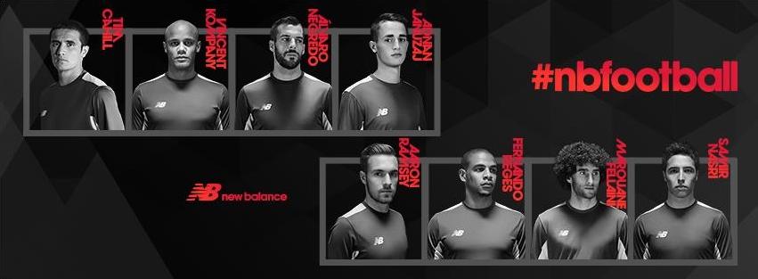 Qoly - Football Web MagazineNew Balanceがサッカー参入を発表! 契約クラブ・選手一覧編集部O