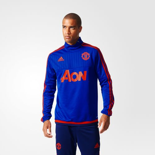 Manchester United 2015-16 adidas Training Top 1